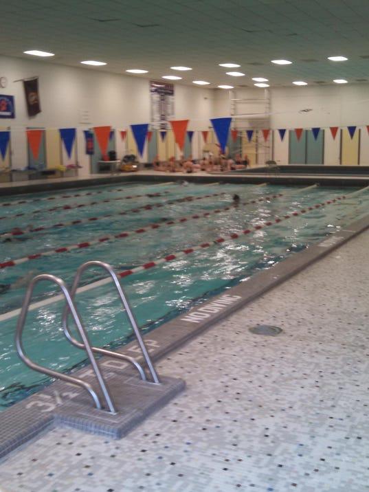 GCY High School Pool Reopens
