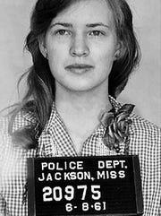 Joan Trumpauer Mulholland's 1961 Mississippi police