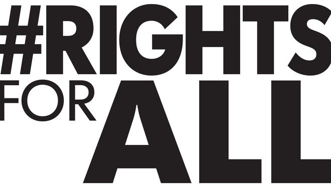 #RightsForAll