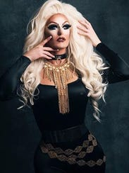 Ivanaha Fusionn hosts the drag shows at Shotskis.