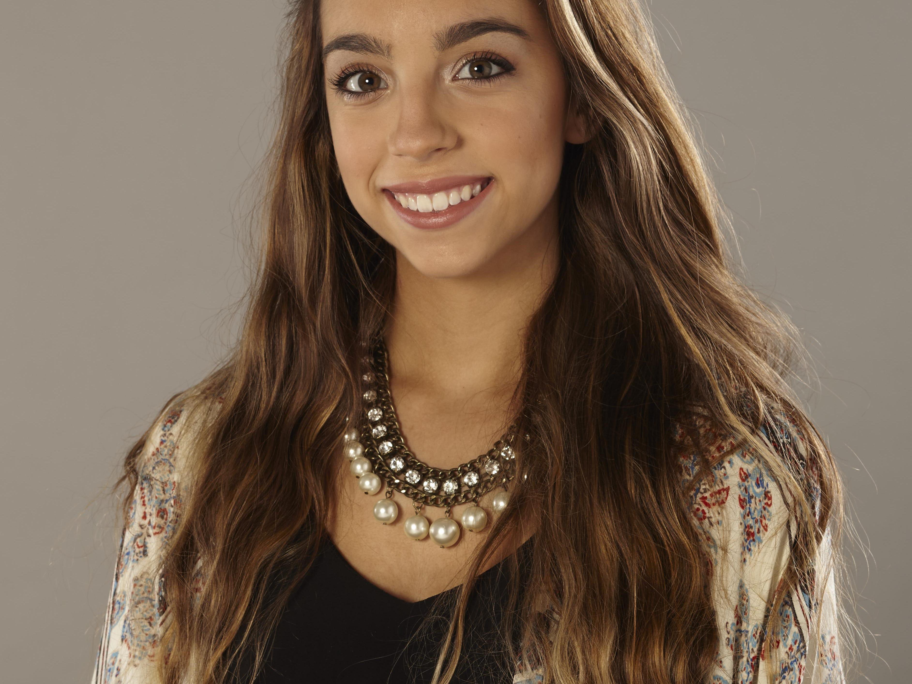 Yorktown sophomore Brielle Furci.