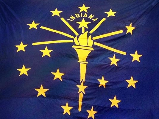 IndyStar stock statehouse stock indiana statehouse state flag stock indiana