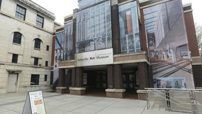 The Asheville Art Museum is one of several area locations participating in 'Smithsonian' magazine's Museum Day Live! event, which offers free admission on Saturday.
