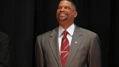 Rutgers basketball coach Eddie Jordan now has three 2016 commitments.