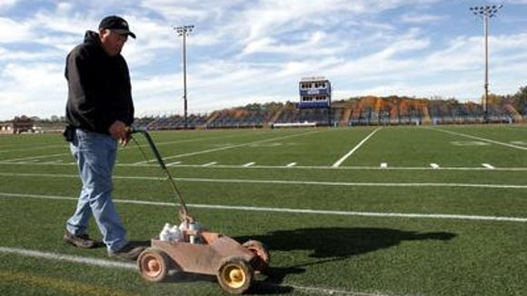 The Mahopac High School football field will host the Class AA championship game on Nov. 5.
