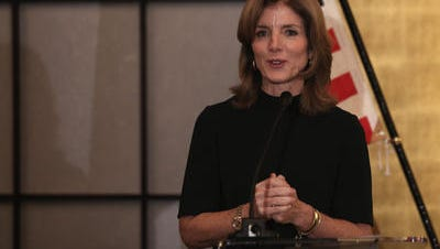 Former U.S. Ambassador to Japan Caroline Kennedy is first announced Desert Town Hall speaker for 2018. The daughter of President John F. and Jacqueline Kennedy is scheduled to speak March 9, 2018, at the Renaissance in Indian Wells.