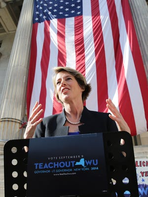 Fordham University law professor and liberal activist Zephyr Teachout will face Gov. Andrew Cuomo in a Democratic primary Sept. 9.