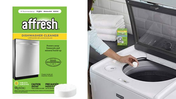 Even your cleaning appliances need cleaning too.