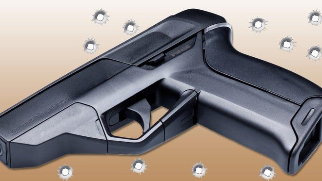 Armatix SmartSystem iP1 pistol