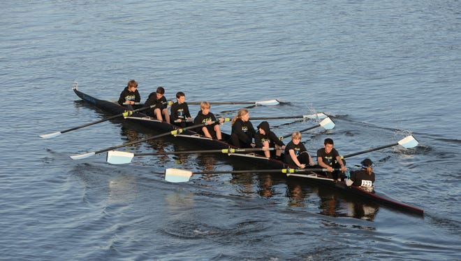 """The Asheville Youth Rowing Association is offering a """"Learn to Row"""" class next month."""