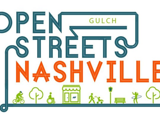 """""""Open Streets Nashville"""" makes for free street party in the Gulch."""