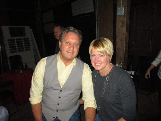 Bob and Judi Terzotis