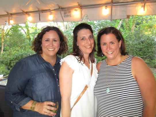 Sherry Moore, Jeanne Schoeffler and Allison Guilbeau