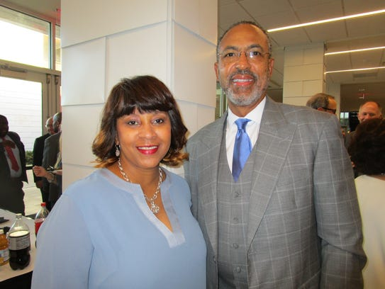 Pat and Clyde Simien