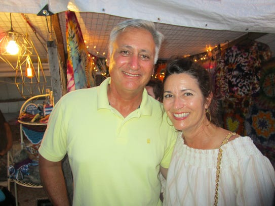 Marcus and Jill Guidry