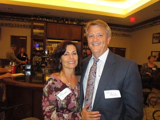 Lori and Eric Guidry