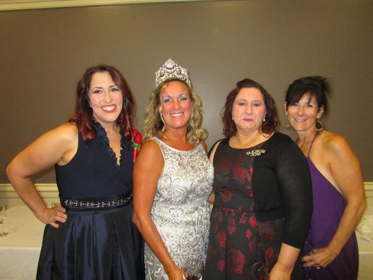 Erin Plasencia, Kim Blanco, Candy Tweedel and Christine