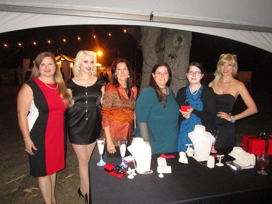 The Evening Under the Oaks Gala was held on November
