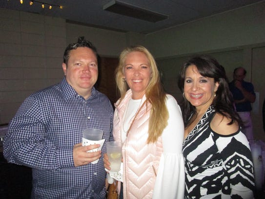 Michael and Sharon Piasecki and Michelle Domingue