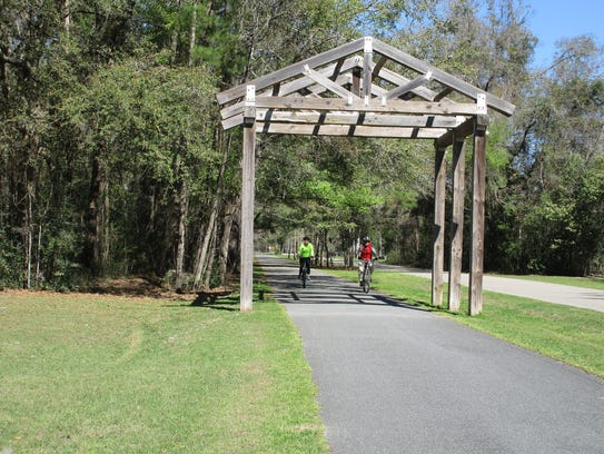 The St. Mark's Trail is expanding-  opening up new