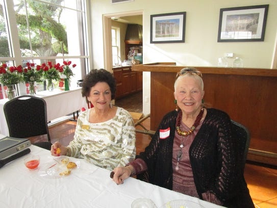 Margo Racca and Julie Haack