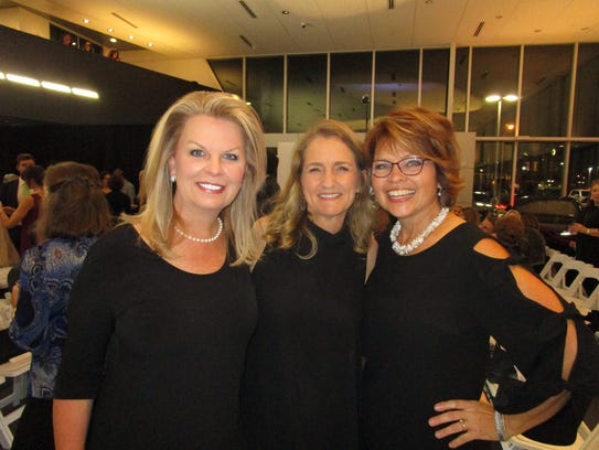 Jane Guidry, Jacqueline Guidry and Jan Davis