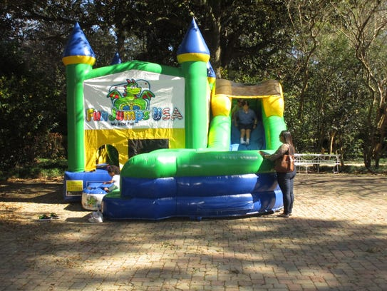 The Krewe of Oberon party was held on Mar. 3 at the
