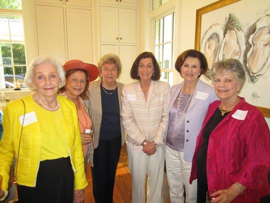 Patsy McCord, MariAnne Schneider, Lee Ann Rainbolt,