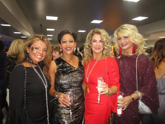 Angela Cole, Jennifer Jackson, Renee Helmer and Jennifer