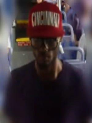 Metro bus suspect