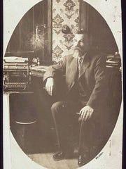 Henry Stolze, undated