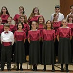 "The Brevard Youth Chorus will perform with the Indialantic Chamber Singers during ""An Old-Fashioned Christmas"" concert Sunday, December 6, at Riverside Presbyterian Church in Cocoa Beach."