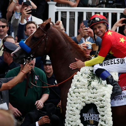 Mike Smith, Triple Crown-winning jockey from New Mexico, to visit Ruidoso Downs