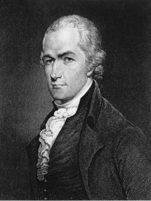 Alexander Hamilton fought in the Revolutionary War and became the first Secretary of the Treasury in 1789. He died in 1804 in a duel with Aaron Burr.