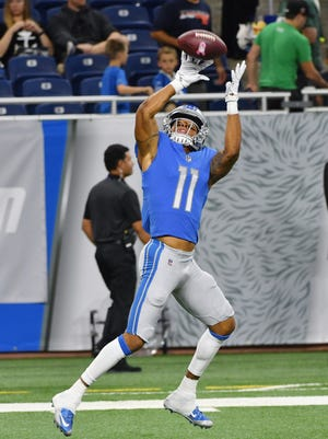 The Lions are a 3-point underdog against the Ravens at Baltimore on Sunday.