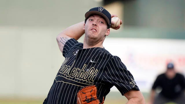 The NCAA announced Friday that spring sports athletes, such as Vanderbilt pitcher Mason Hickman, would retain the year of eligibility that has been cut short as a result of the coronavirus outbreak.