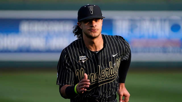 Vanderbilt's Austin Martin, expected to be one of the top collegiate prospects in this year's Major League Baseball Amateur Draft, may have to wait to have his name called. MLB is considering not holding a 2020 draft in the wake of the coronavirus outbreak.
