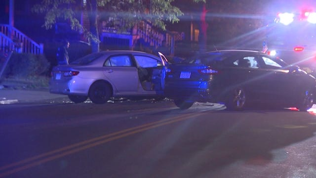 An off-duty Salem police officer was killed in a head-on collision on Thursday night, June 25.