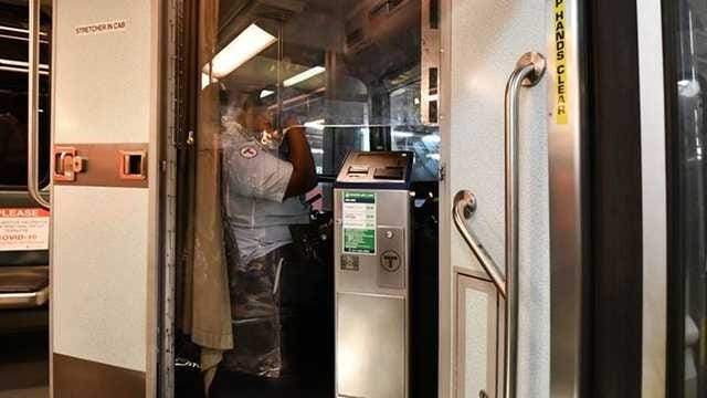 The Massachusetts Bay Transportation Authority will resume collecting fares on buses, the Commuter Rail and trolleys at street-level stops on the Green and Mattapan lines starting on Monday.