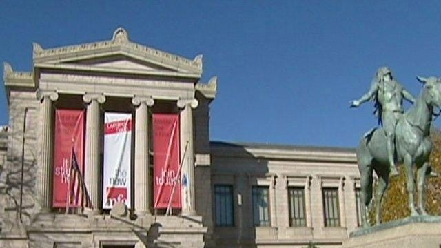 The Museum of Fine Arts at 465 Huntington Ave. is the fifth largest museum in the United States. It contains more than 450,000 works of art. Learn more at www.mfa.org.