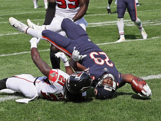 Atlanta Falcons v Chicago Bears