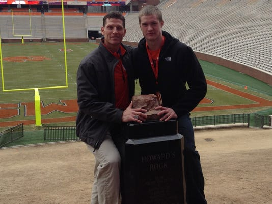 Chad Smith with Coach Venables.jpg