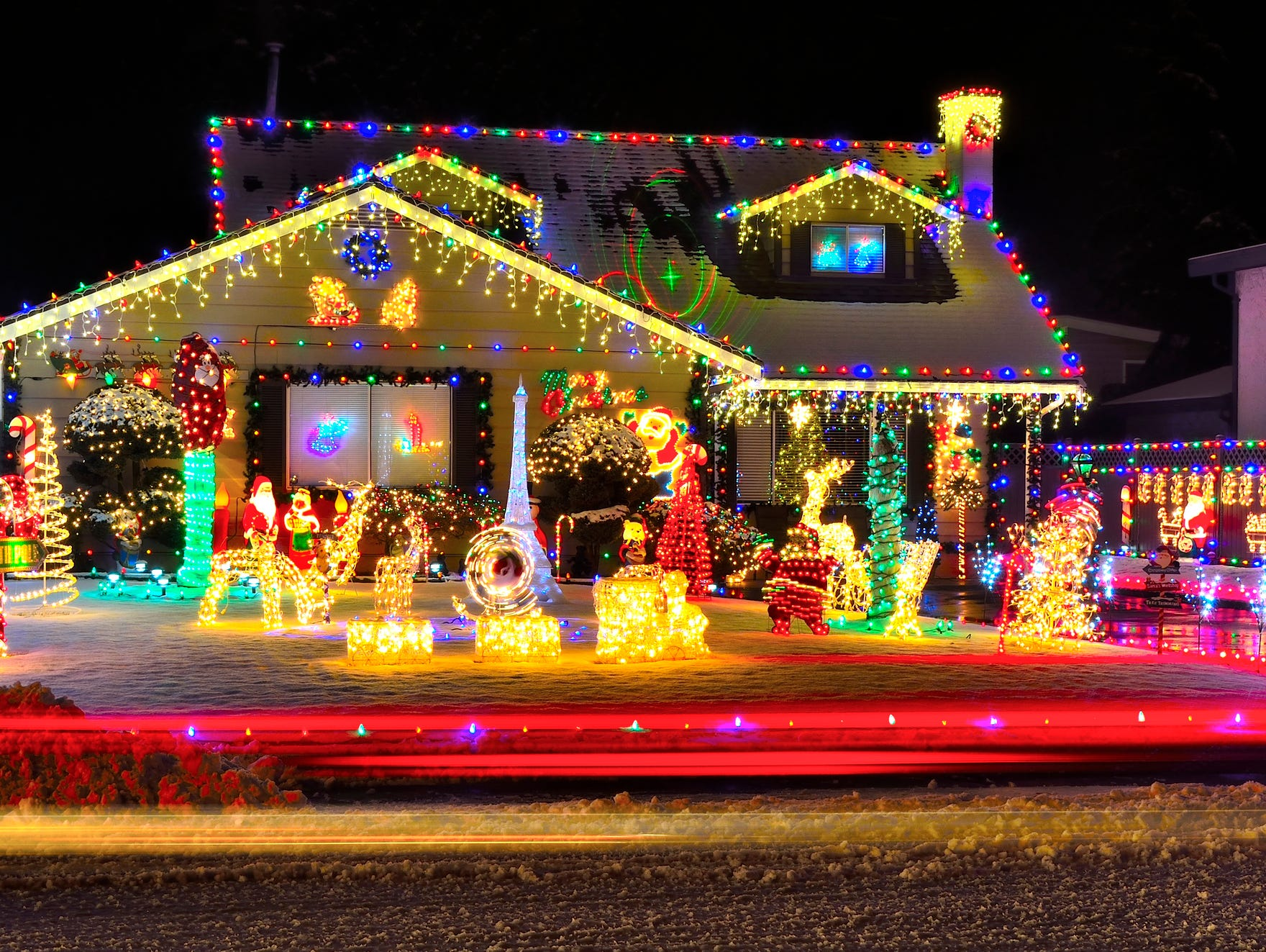 We are building an interactive map of some of the best holiday lights.