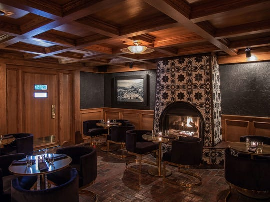 Gordon Sondland's Provenance Hotels opened the restored Villa Royale in 2018 in Palm Springs, Calif. Del Rey (pictured) is a restaurant and bar inside the hotel.