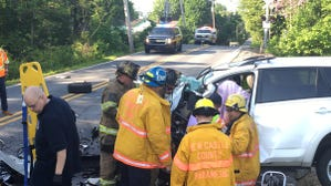 Montchanin Rd. crash kills one person