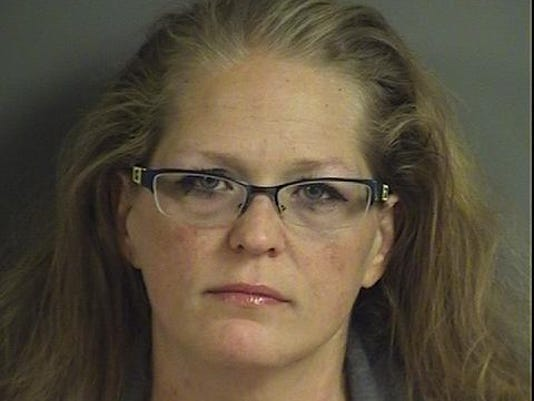 Covarrubias, Michele Renee POSSESSION OF A CONTROLLED SUBSTANCE (SRMS)