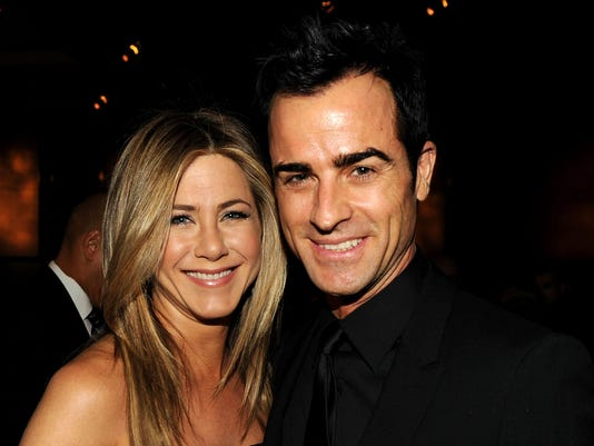 FILE: Jennifer Aniston, Justin Theroux Split After Two Years of Marriage