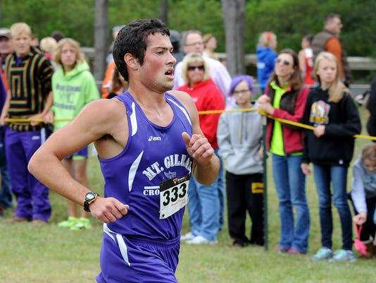 MNJ Tyler Beck cross country feature