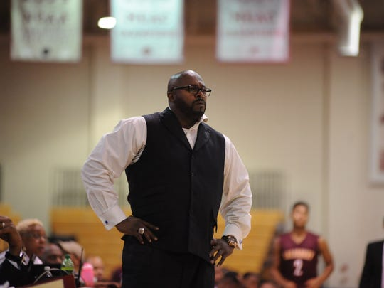 Bobby Collins is in his first season as head coach at University of Maryland Eastern Shore.