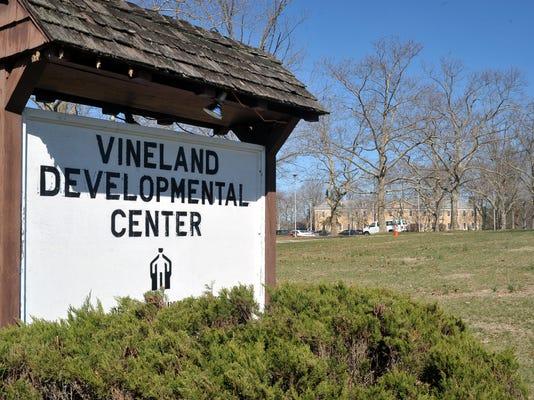 Vineland Development Center on Almond & Orchard